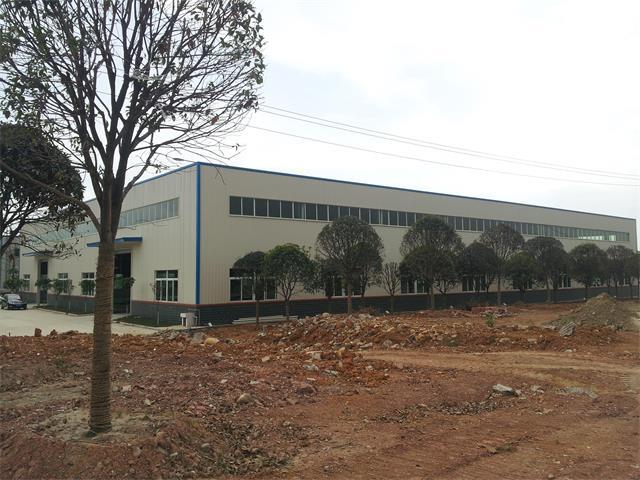 四川宾利光电生产厂房
